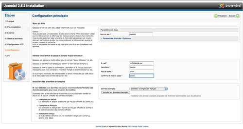 installation-joomla-configuration-principale