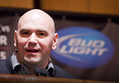 Dana Planning Changes for The Ultimate Fighter