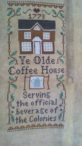 Ye Olde Coffee Shop - Finished 4-20-12