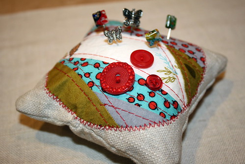 BMQG Pincushion Swap