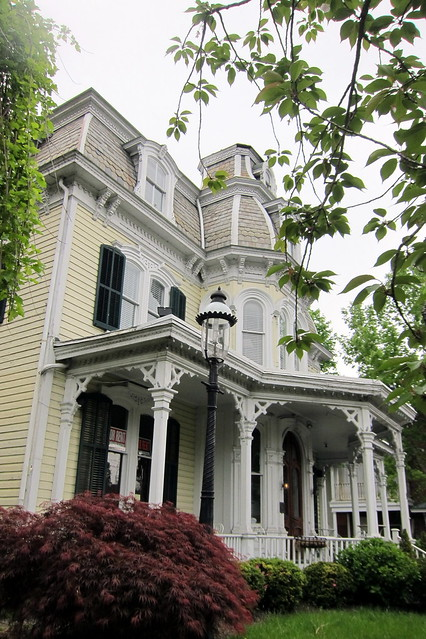 Pa new hope the mansion inn flickr photo sharing