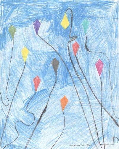 Kites in the Park