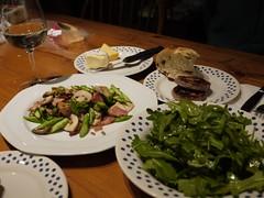 金, 2012-02-24 19:32 - 6日目の夕食