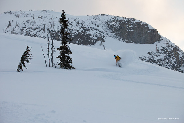 Cerise Creek Backcountry Adventure