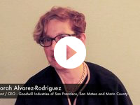 Deborah Alvarez-Rodriguez - Goodwill Industries of San Francisco, San Mateo and Marin County
