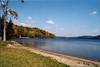 Mountain Lake cottage - fall