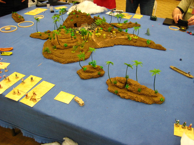 Trumpeter Salute 2012: Isle of Pulp Insanity IV