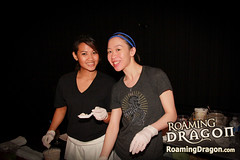 TEAM ROAMING DRAGON -GUESTS-FOOD BLOGGERS-GOURMET SYNDICATE -FRIENDS AND FAMILY-ROAMING DRAGON –BRINGING PAN-ASIAN FOOD TO THE STREETS – Street Food-Catering-Events – Photos by Ron Sombilon Photography-219-WEB