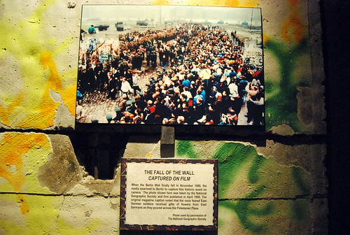 ripleys - piece of berlin wall