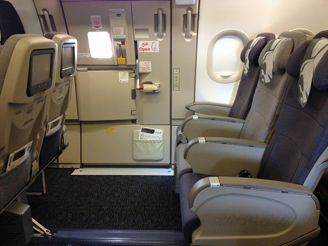 Gulf Air Airbus A321 Exit Row Flickr Photo Sharing