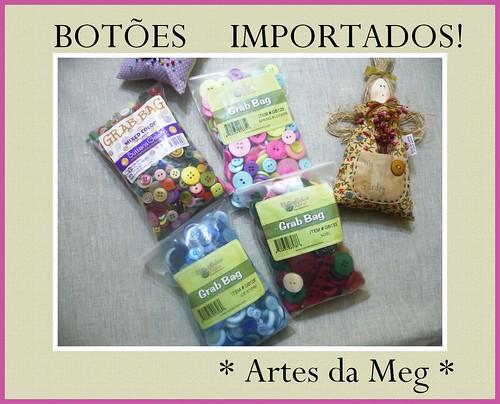 .....MAIS BOTÕES.... by * Artes da Meg *