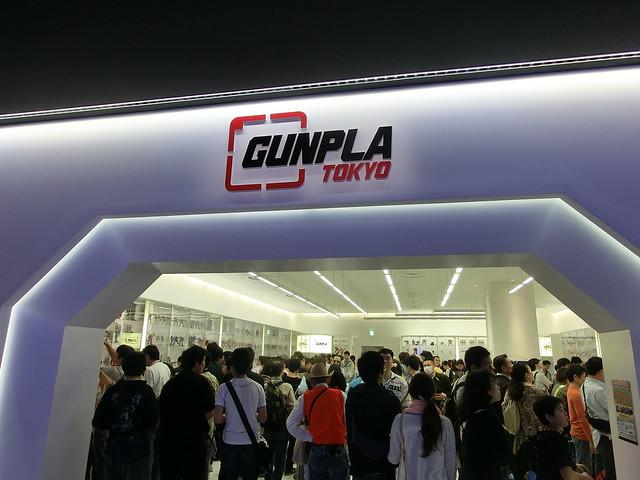 GUNPLA TOKYO