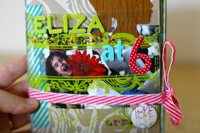 Eliza at 6 | Title