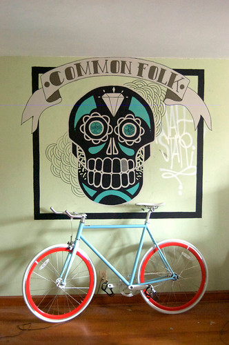 Common Folk Skull/Bike