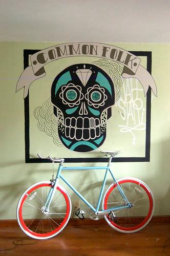 Common Folk Skull/Bike