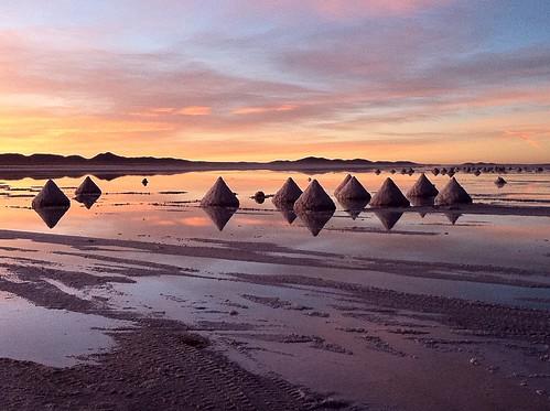 Leer relato sobre el Salar de Uyuni