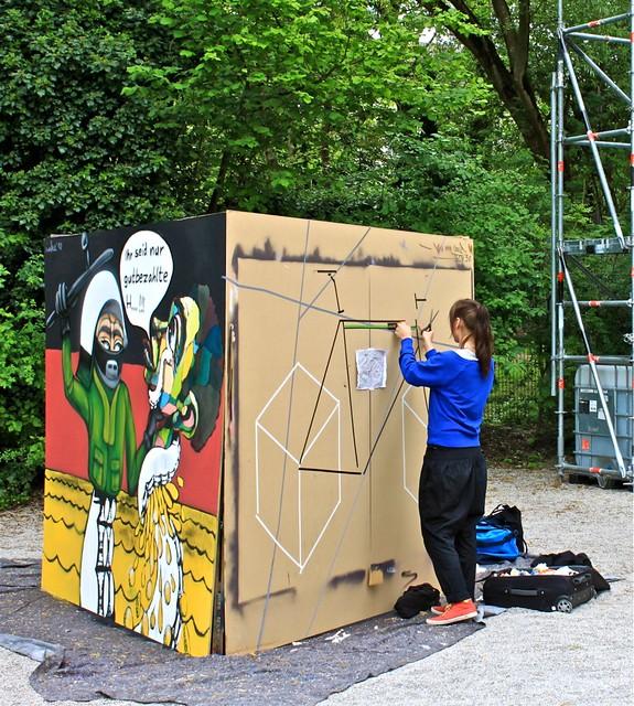 STROKE URBAN ART FAIR, München