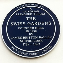 Photo of Blue plaque № 11864
