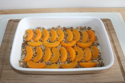 29 - Pfirsich darauf legen / Add peaches