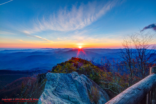 usa sunrise landscape geotagged spring unitedstates hiking tennessee hdr cosby greatsmokymountainsnationalpark gsmnp photomatix crestmont sigma1020mmf456exdc mountcammerer canon7d nashvillehikingmeetup catonsgrove geo:lat=3576360852 geo:lon=8316126896