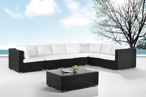 modular outdoor deep seating patio furniture