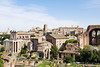 Roman forum located in Rome, Italy by Atibordee_K