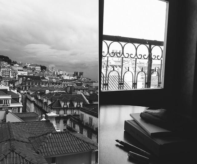 Lisbon & books