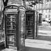 Cabines londoniennes