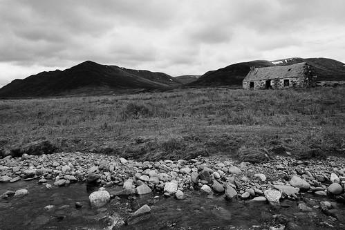 Dalballach Ruin, Glen Banchor