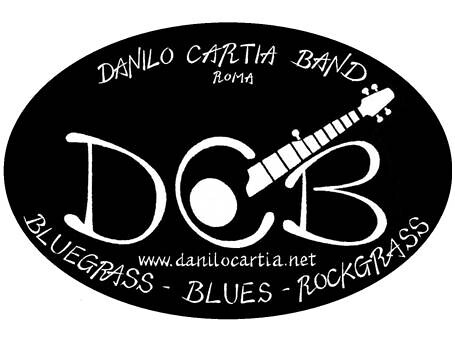 DANILO CARTIA BAND - Logo  by cristiana.piraino