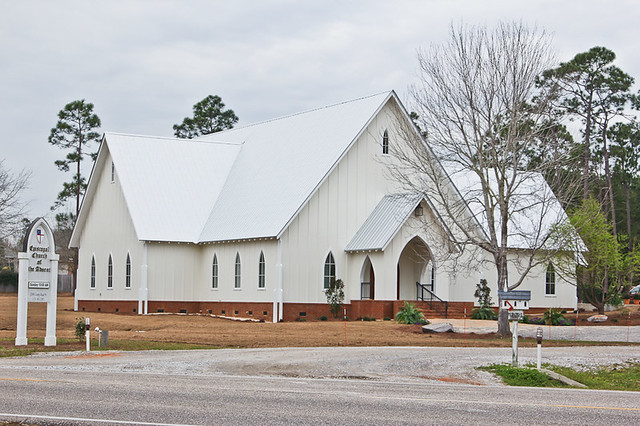 episcopal modular church building