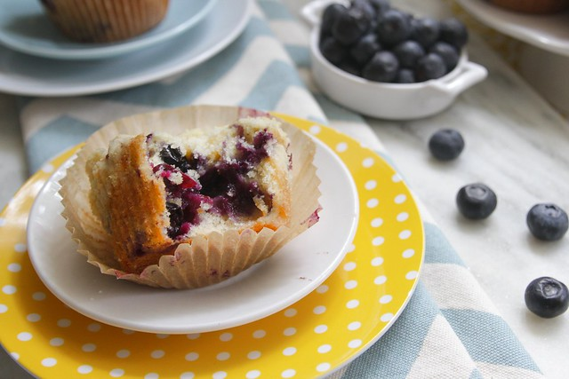brown butter blueberry muffins | Flickr - Photo Sharing!
