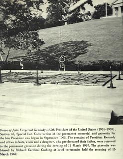 Grave of JFK