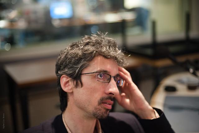 Jean-Marc Manach - Journée Hacktivisme avec Owni et Le Mouv'