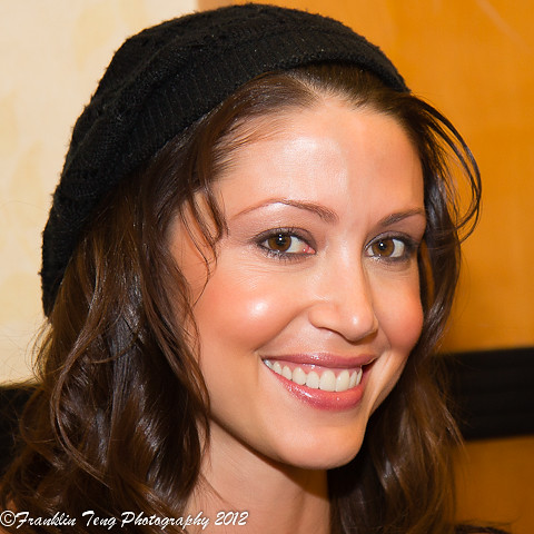 Shannon Elizabeth Portrait shot This turned out to be one of the best
