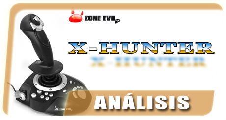 X-Hunter Banner
