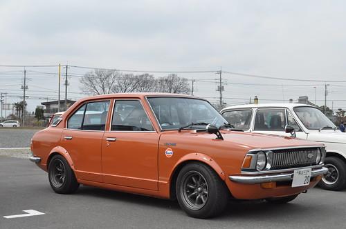1970-1977 TOYOTA COROLLA(E20)