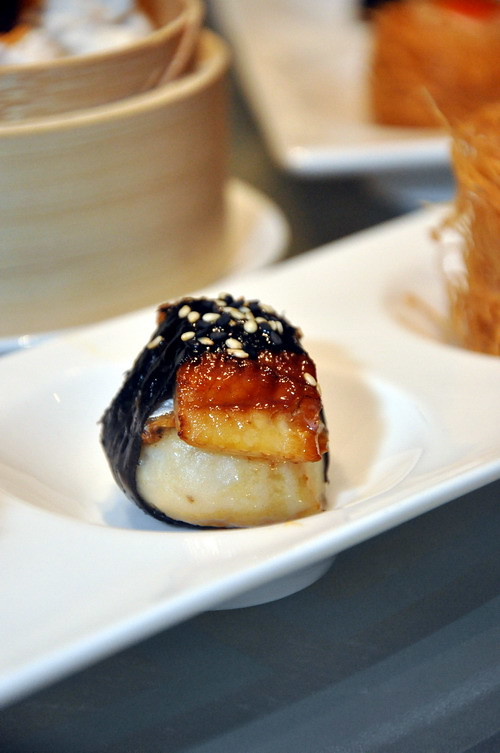 Unagi Fish Paste Roll