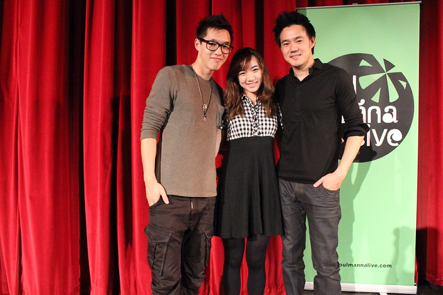 Wong Fu Productions March 2012