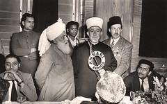 خلال مؤتمر العالم الإسلامي - 9 شباط 1951