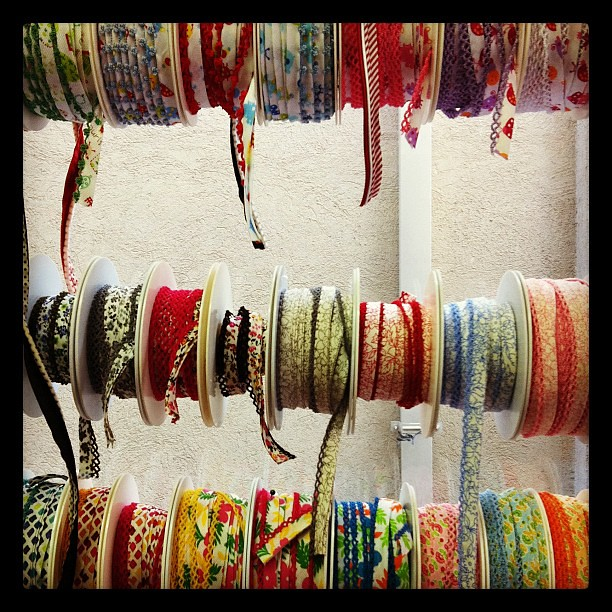 Ribbon store, Tel Aviv