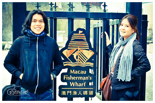 macau fishermans wharf