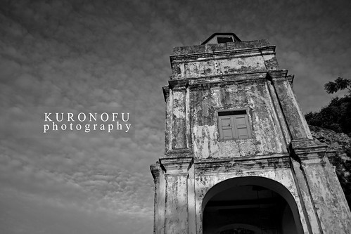 St.Paul`s church, Malacca