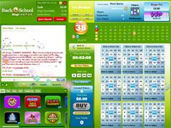 Back2School Bingo Triple