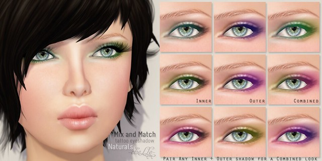 cheLLe - Mix And Match Naturals