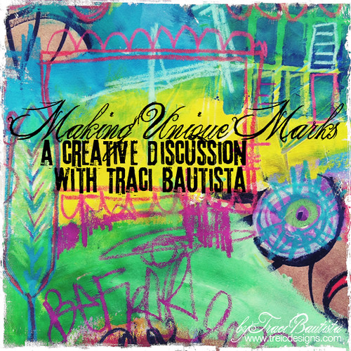 making unique marks FREE online event with Traci Bautista