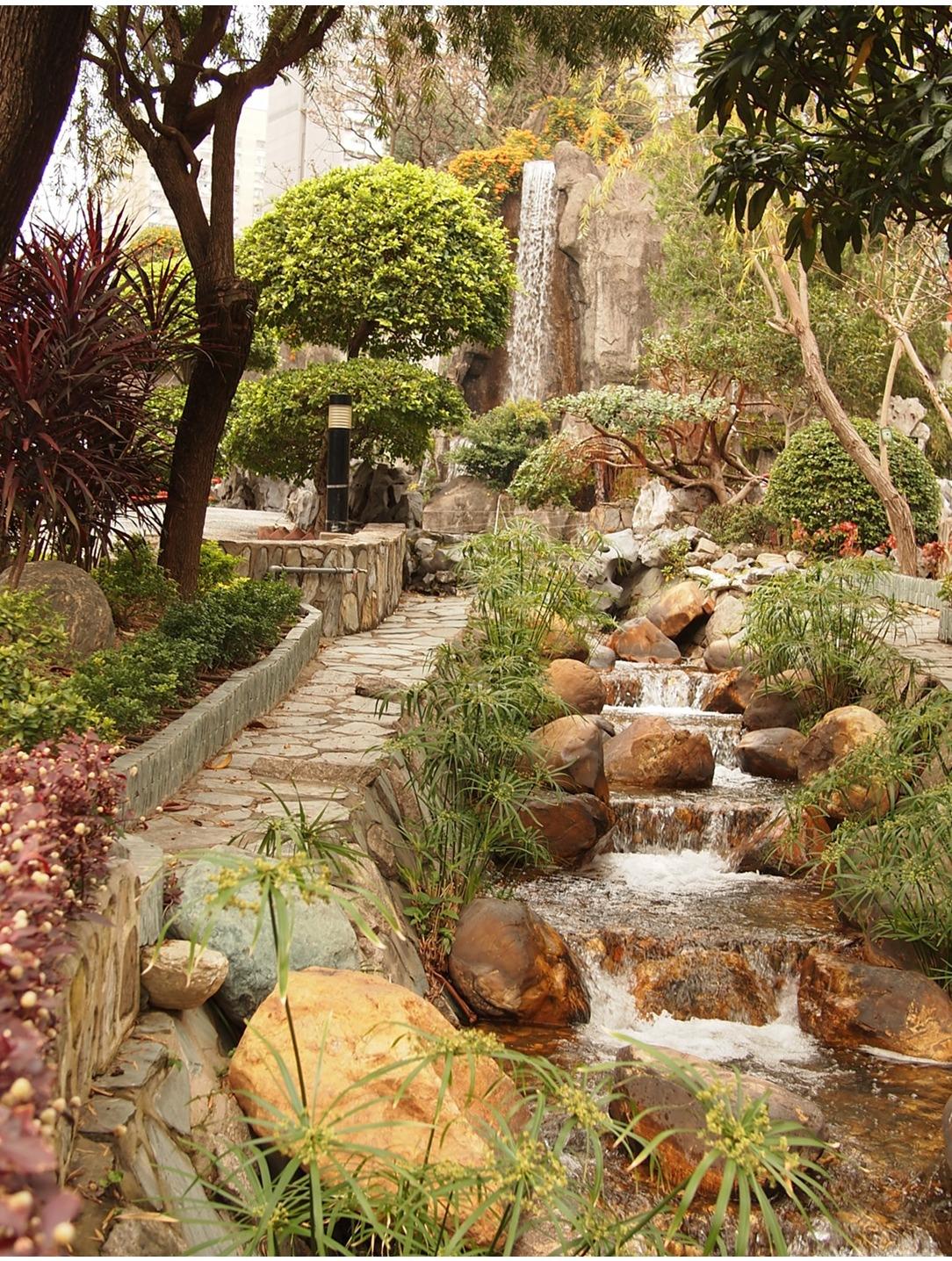 Good Wish Garden - Regensblog