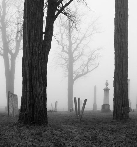 The Living and the Dead by UpstateNYPhototaker