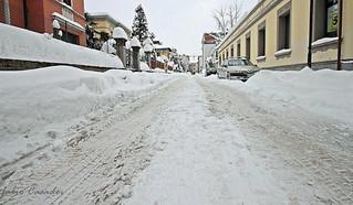 Forlì 1m di neve