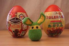Chocolate and bunny